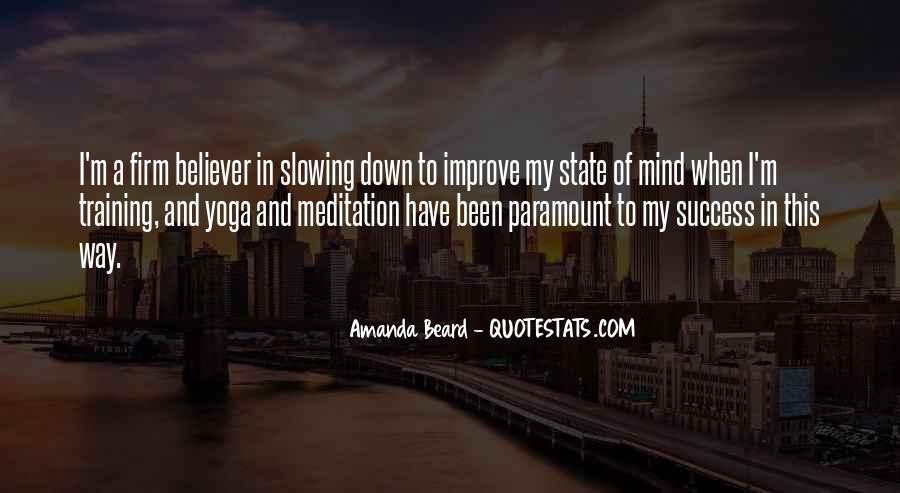 Yoga Training Quotes #885601