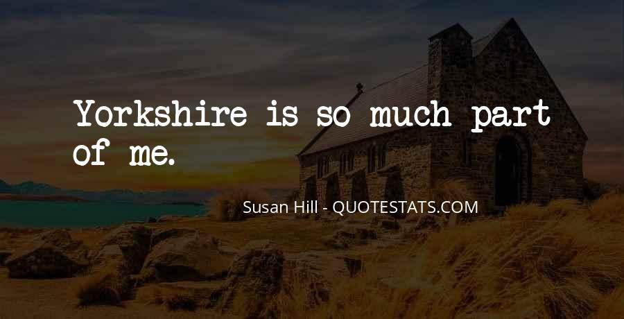 Yorkshire Day Quotes #1159131