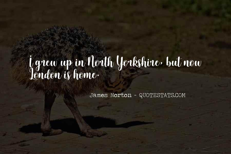 Yorkshire Day Quotes #1518311