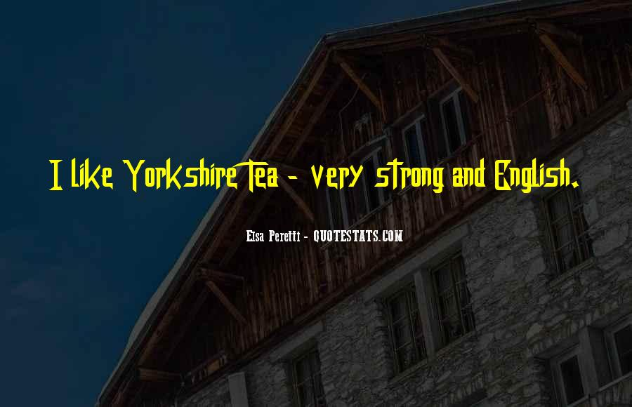 Yorkshire Day Quotes #1743554