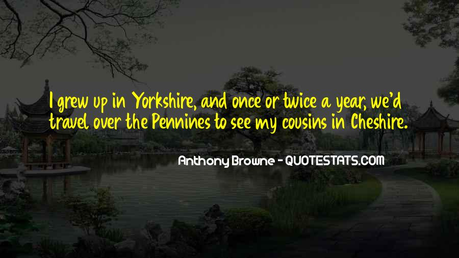 Yorkshire Day Quotes #272484