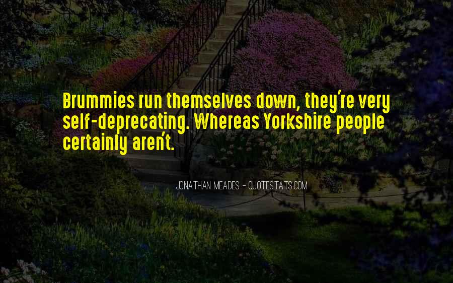 Yorkshire Day Quotes #51432