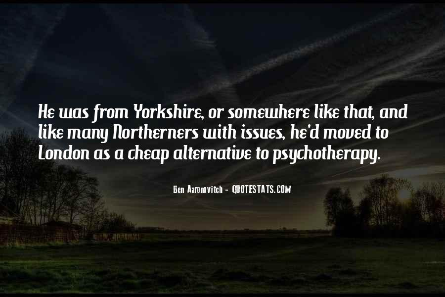 Yorkshire Day Quotes #624727