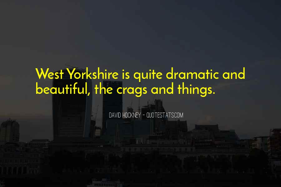 Yorkshire Day Quotes #754116