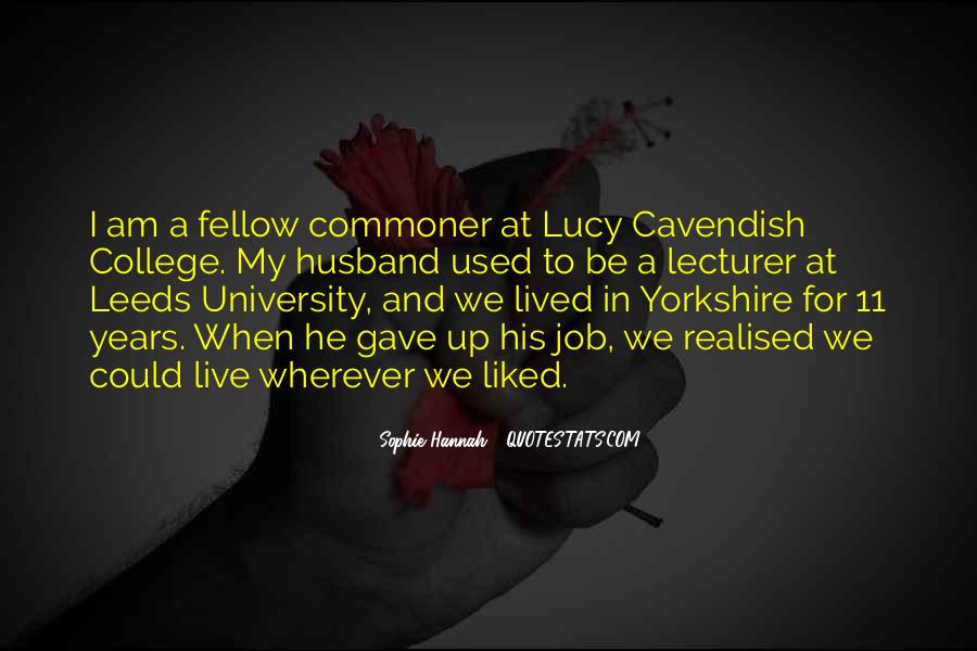 Yorkshire Day Quotes #831986