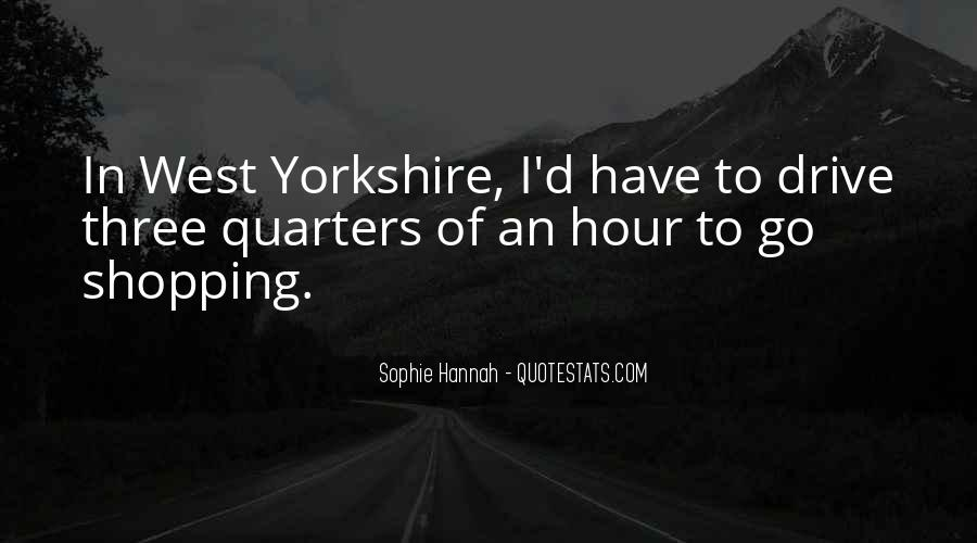 Yorkshire Day Quotes #895703