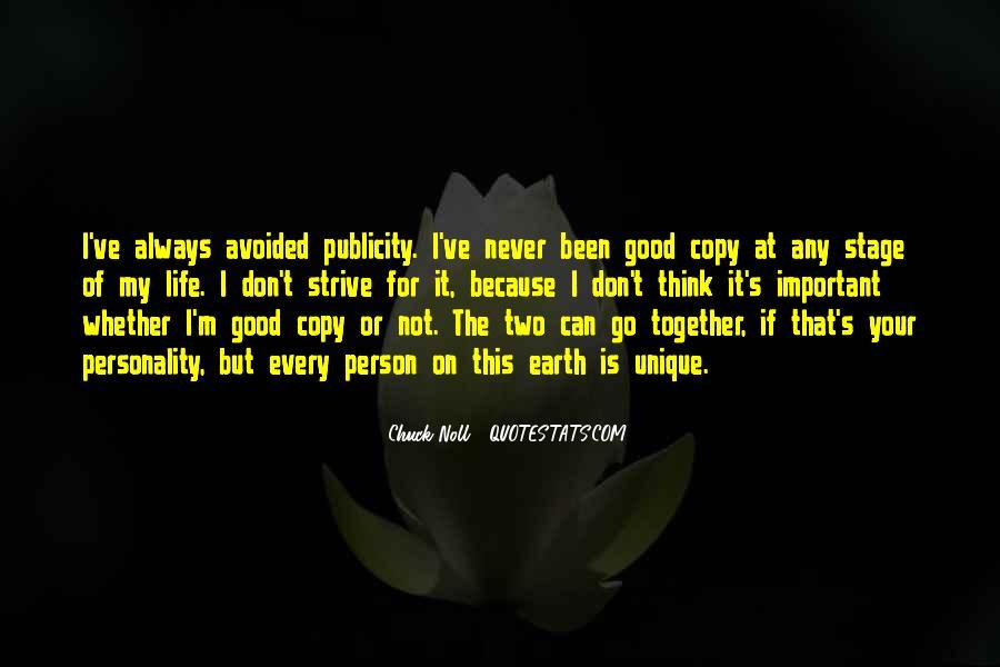 You Always Copy Me Quotes #1193614