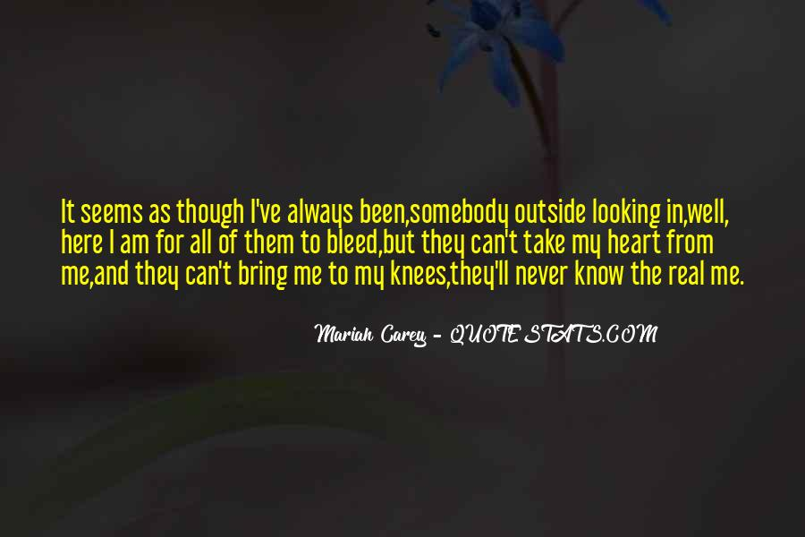 You Always Here In My Heart Quotes #480232