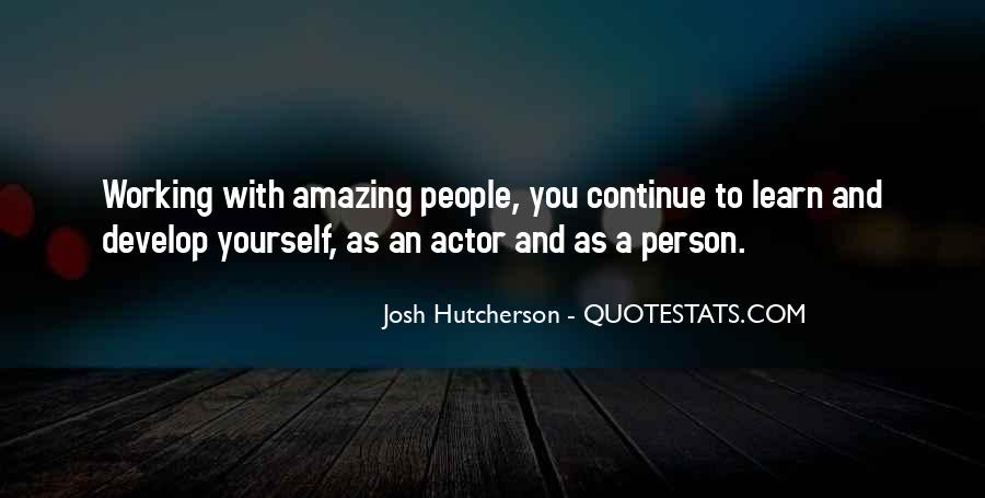 You Amazing Person Quotes #1788493