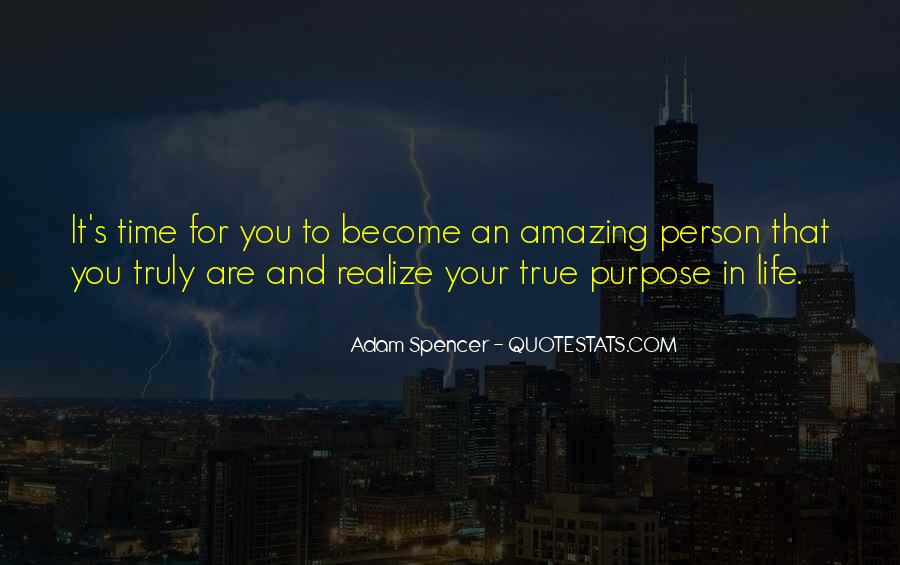 You Amazing Person Quotes #731268