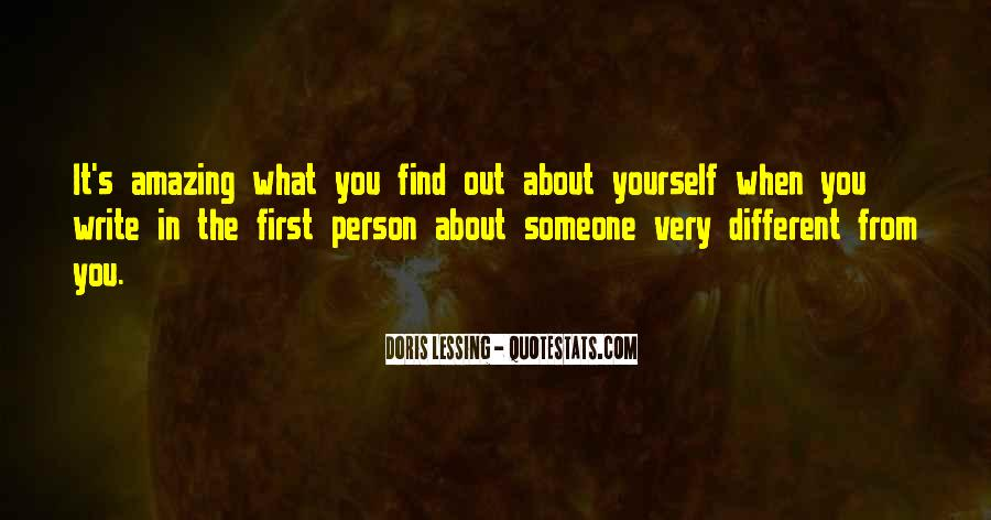 You Amazing Person Quotes #919264