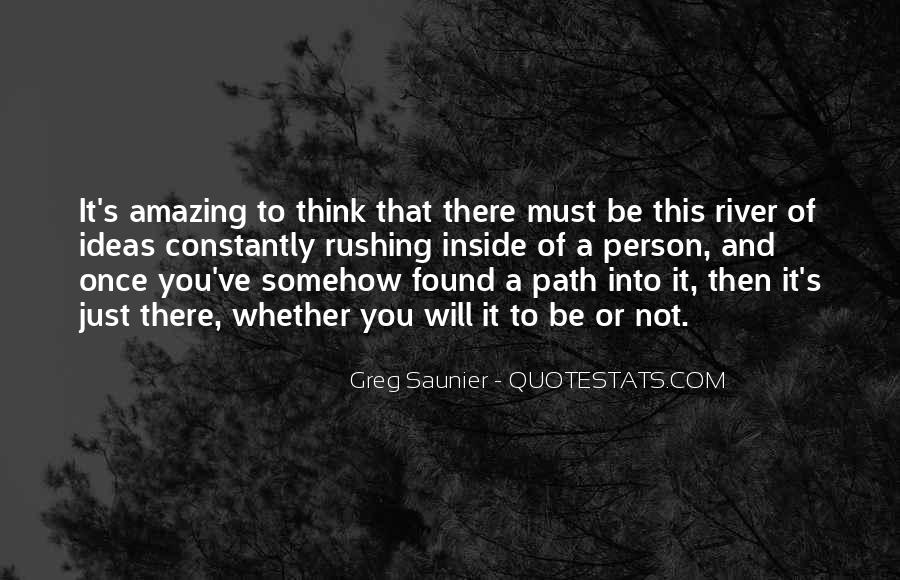 You Amazing Person Quotes #971517