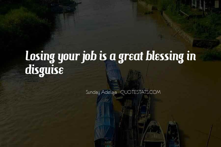 You Are A Blessing In Disguise Quotes #984592