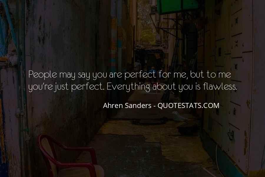 You Are Everything For Me Quotes #762724