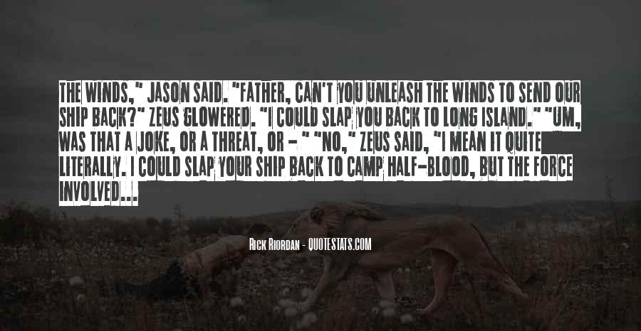 Quotes About Camp Half Blood #374488