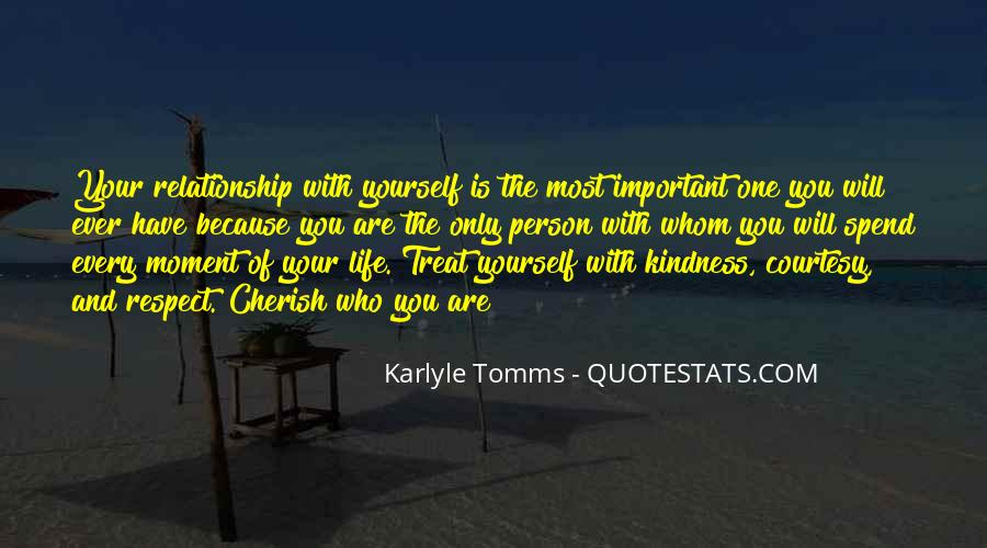 You Are Important Person Quotes #237884