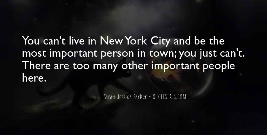 You Are Important Person Quotes #290981