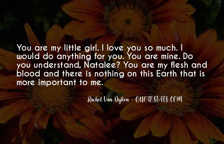 You Are Important To Me Love Quotes #936365