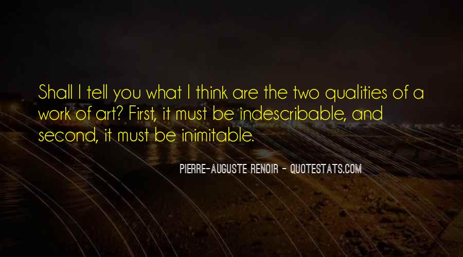 You Are Indescribable Quotes #1490337