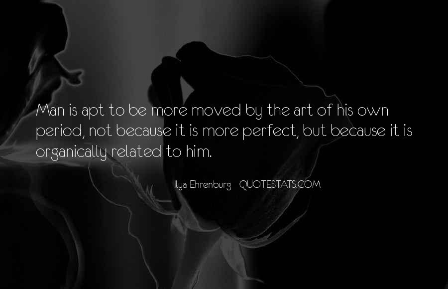 You Are Just So Perfect Quotes #7843