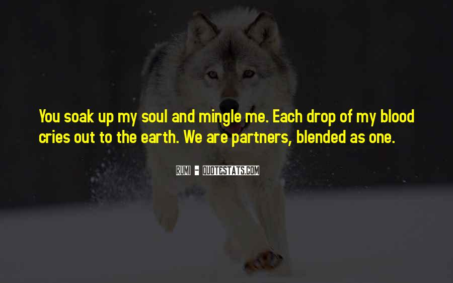 You Are My Blood Quotes #1265010