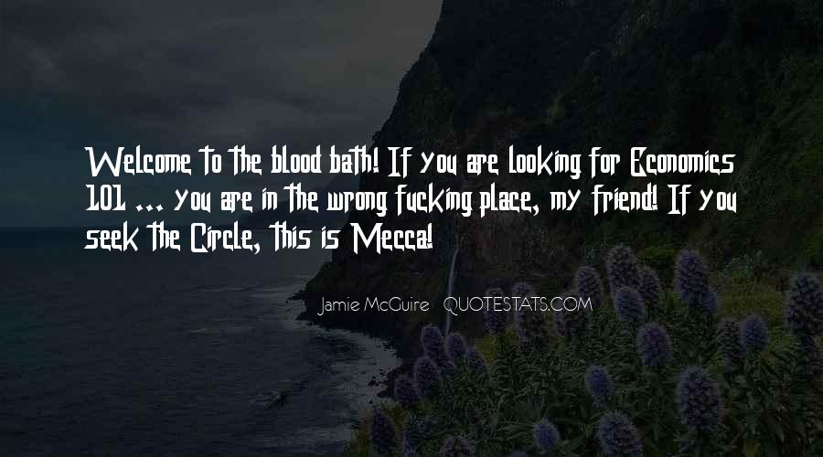 You Are My Blood Quotes #1509271
