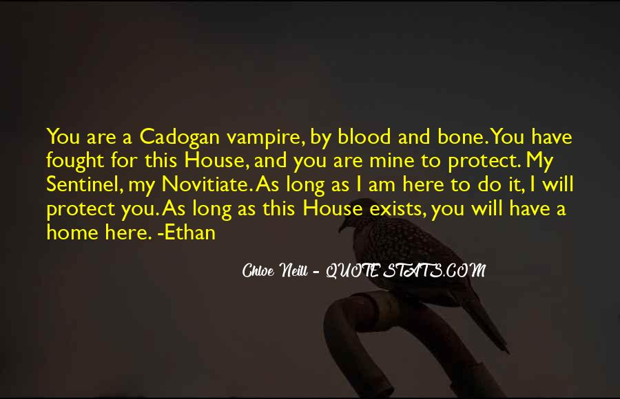 You Are My Blood Quotes #1871614