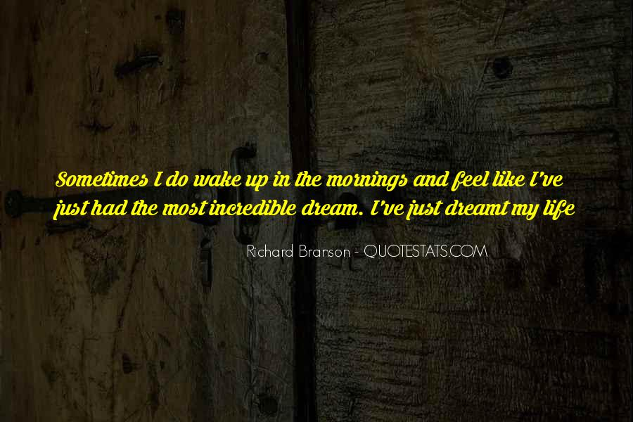 You Are My Dream My Love My Life Quotes #16127