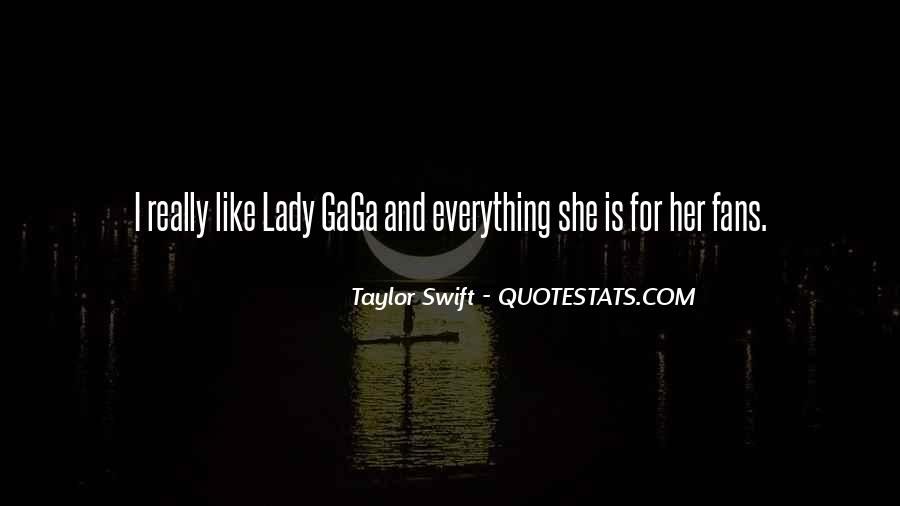 You Are My Lady Quotes #35039