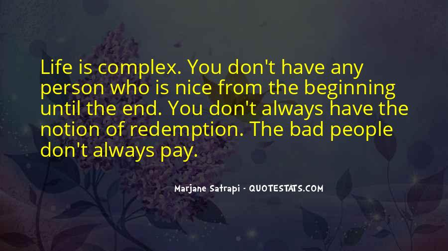 You Are Nice Person Quotes #109093