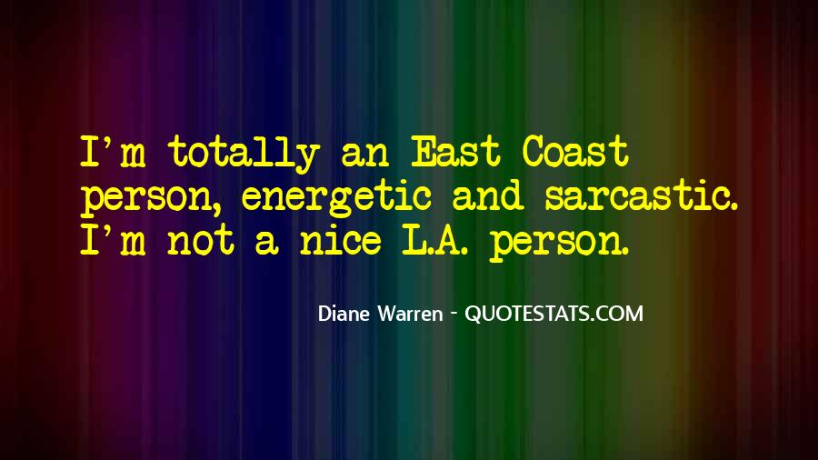 You Are Nice Person Quotes #114533