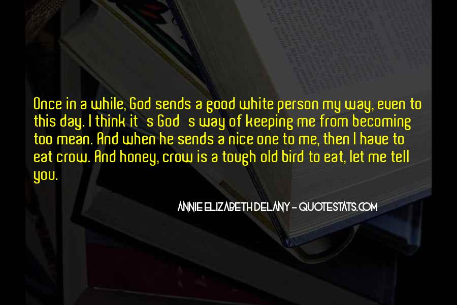 You Are Nice Person Quotes #631729
