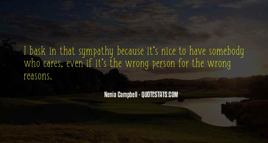 You Are Nice Person Quotes #639201
