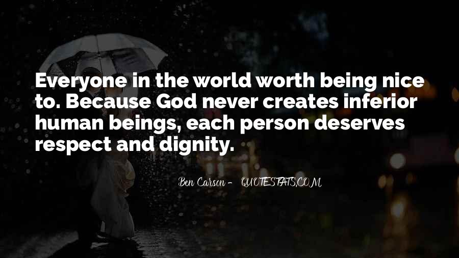 You Are Nice Person Quotes #731102