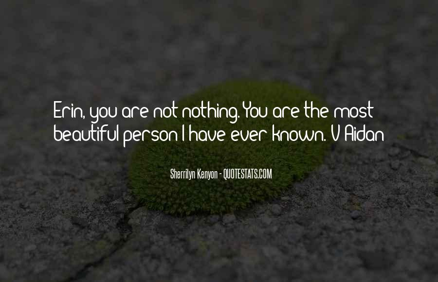 You Are Not Beautiful Quotes #265607