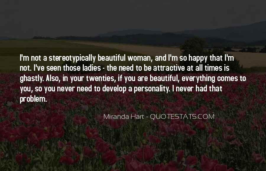 You Are Not Beautiful Quotes #299279