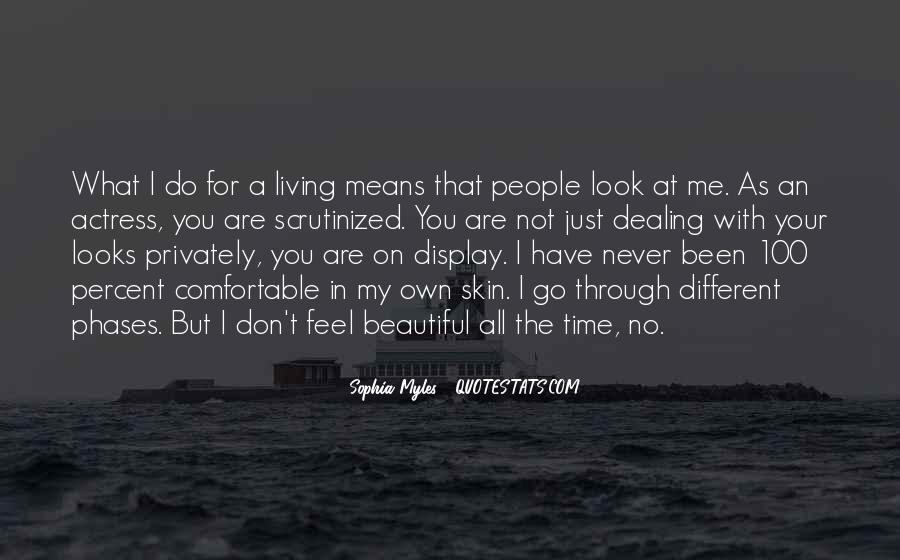 You Are Not Beautiful Quotes #889569
