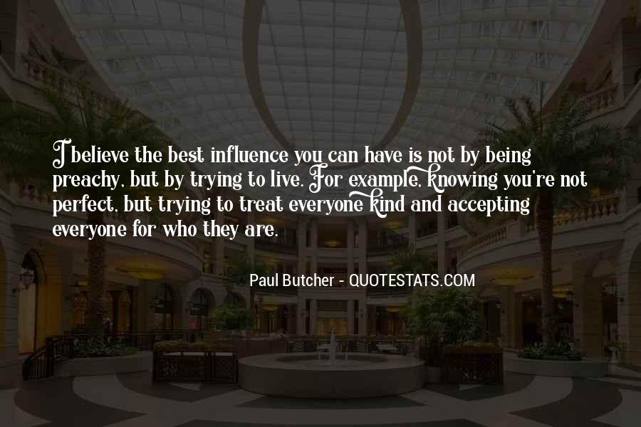 You Are Not The Best Quotes #153136