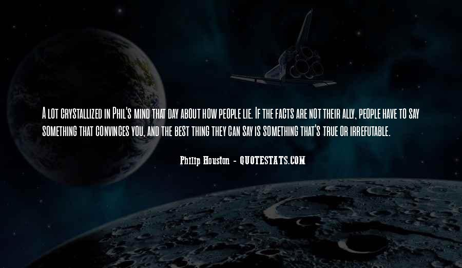You Are Not The Best Quotes #50788