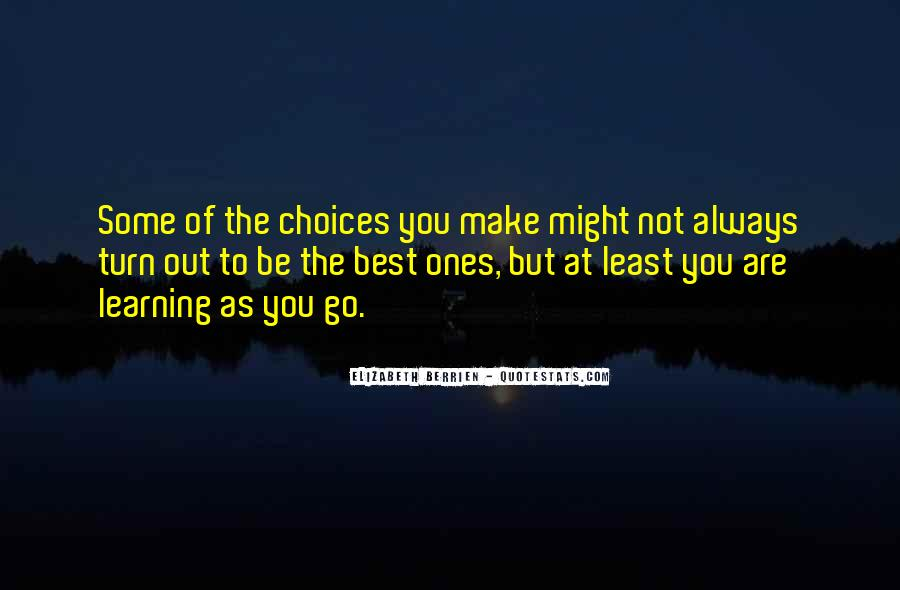 You Are Not The Best Quotes #86311