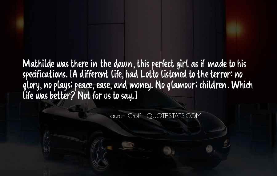 You Are Perfect Girl Quotes #643909