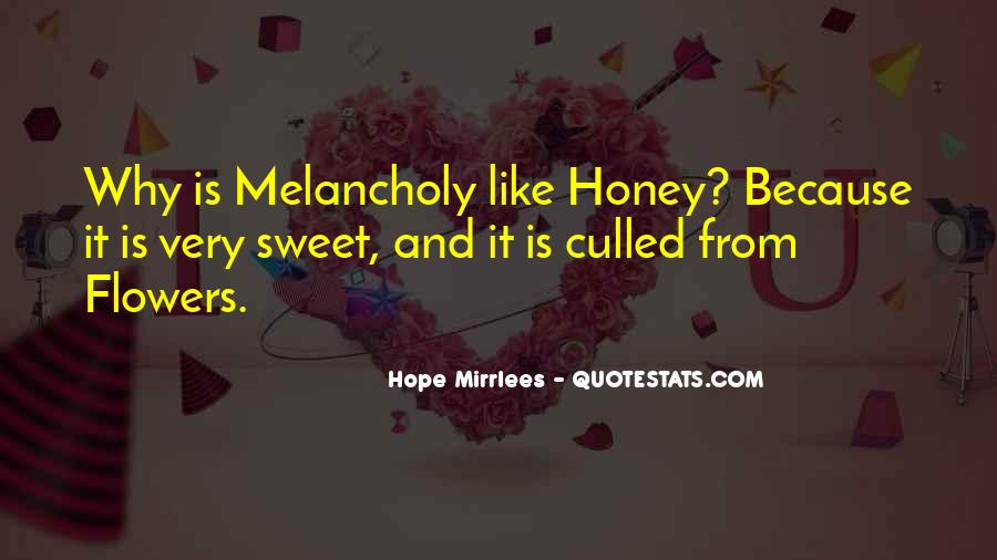 You Are Really Sweet Quotes #14543