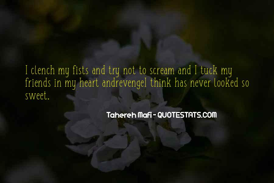 You Are Really Sweet Quotes #2049