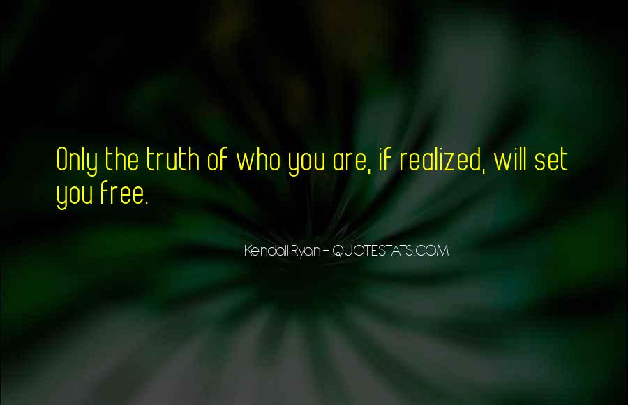 You Are Set Free Quotes #1287203