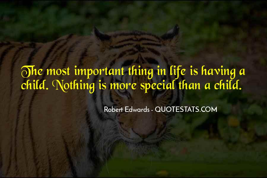 You Are Special In My Life Quotes #51029