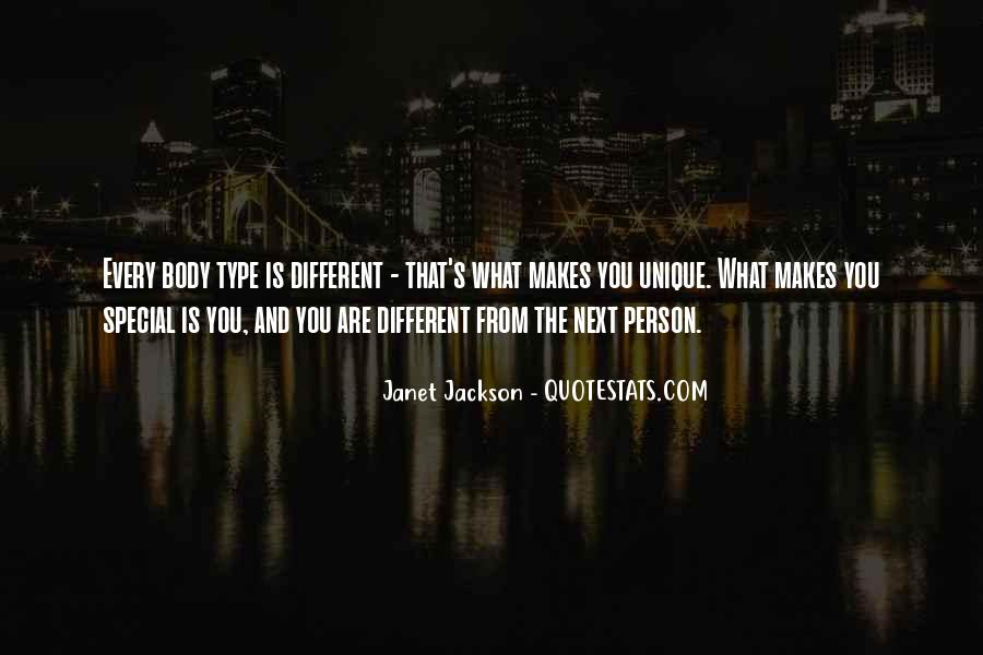 You Are Special Person Quotes #1492879
