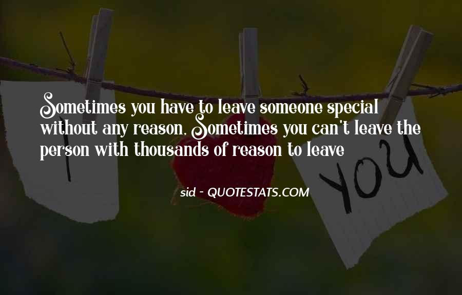 You Are Special Person Quotes #509003