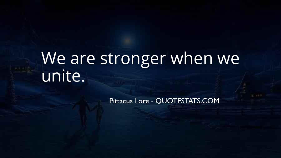 You Are Stronger Than U Think Quotes #17450