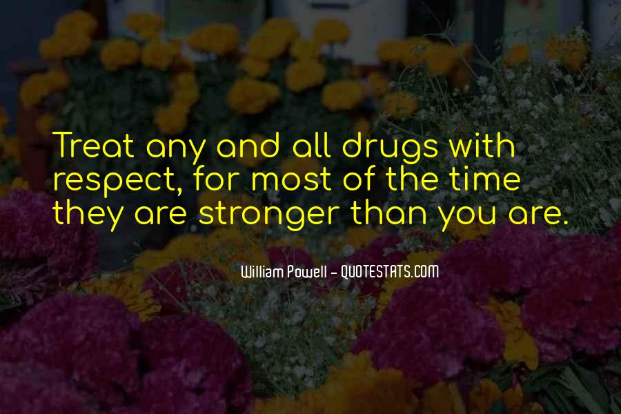 You Are Stronger Than U Think Quotes #37071