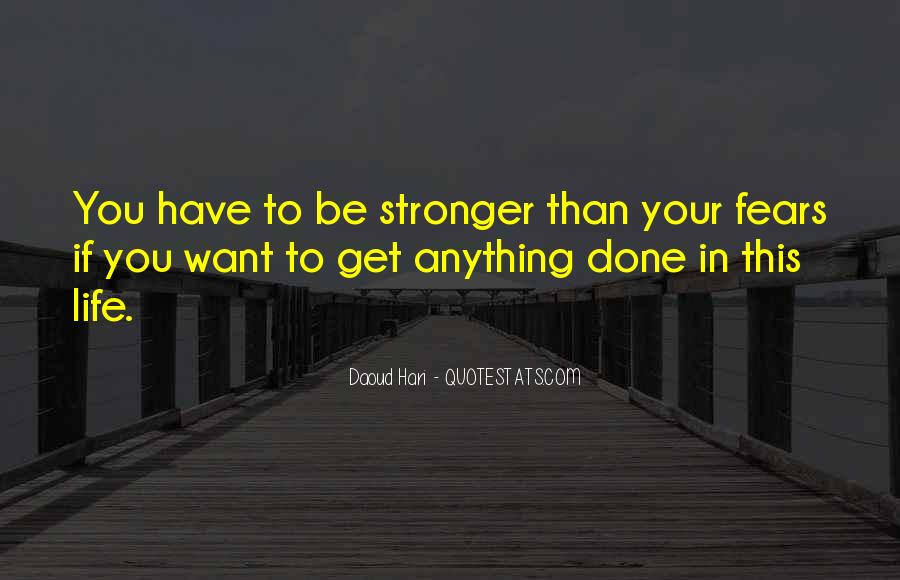 You Are Stronger Than U Think Quotes #38689